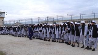 Taliban prisoner release amid Eid al-Fitr ceasefire